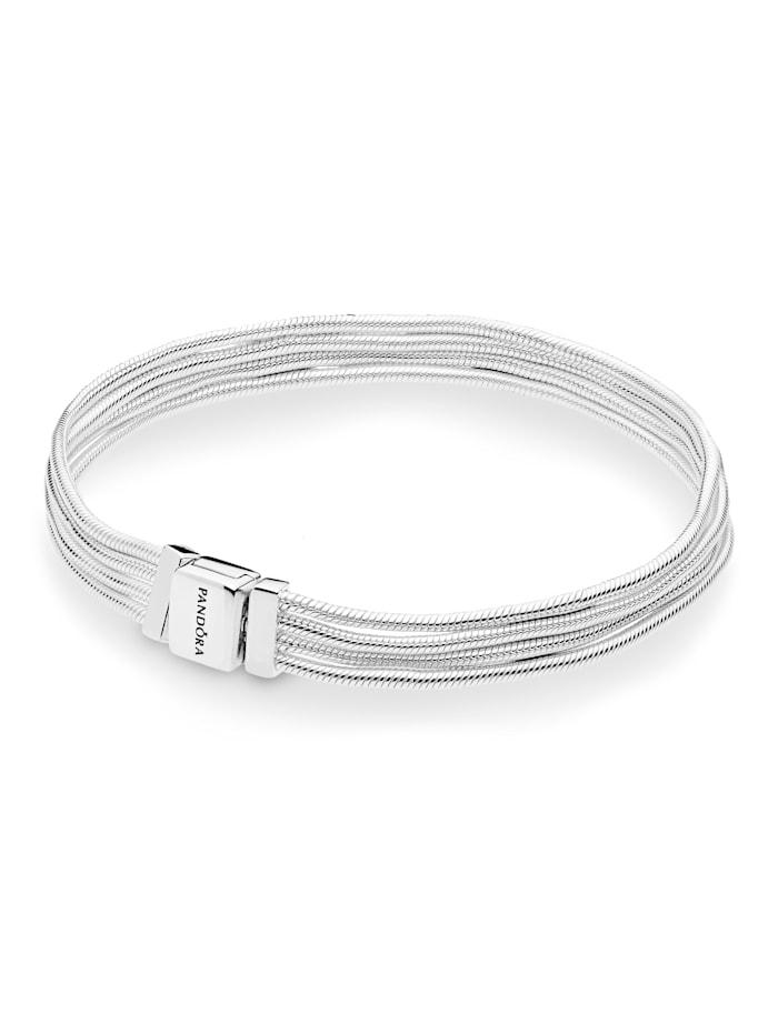 Pandora Armband 597943-20 Pandora Reflexcion, Silberfarben