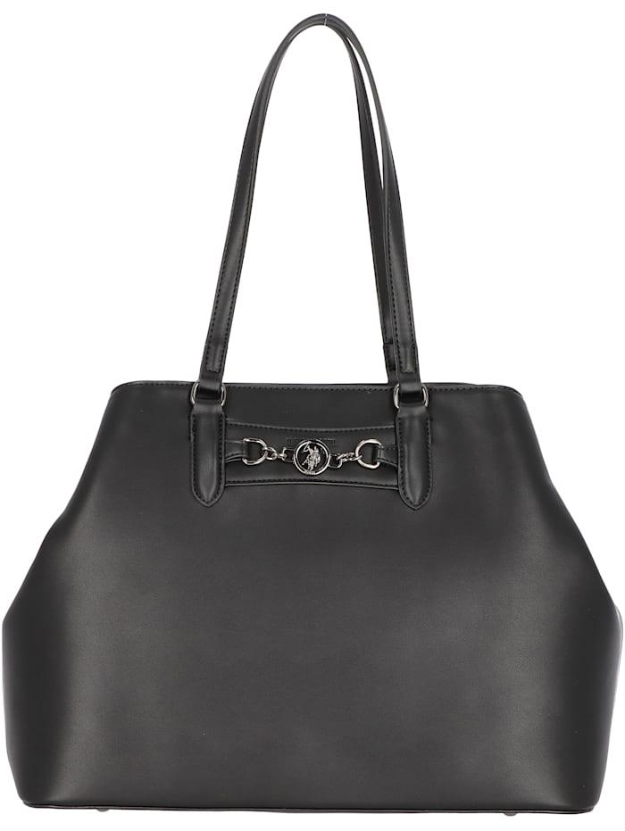 U.S. Polo Assn. Greatwood Shopper Tasche 38 cm, black