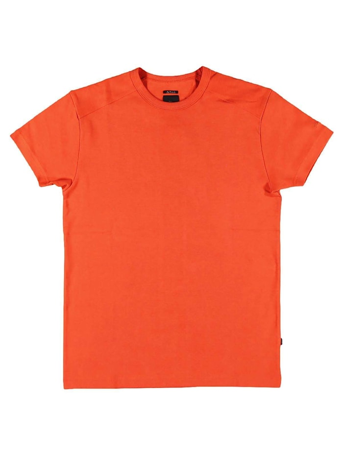 Engbers Souveränes Basic T-Shirt aus der My Favorite Kollektion, Signalorange