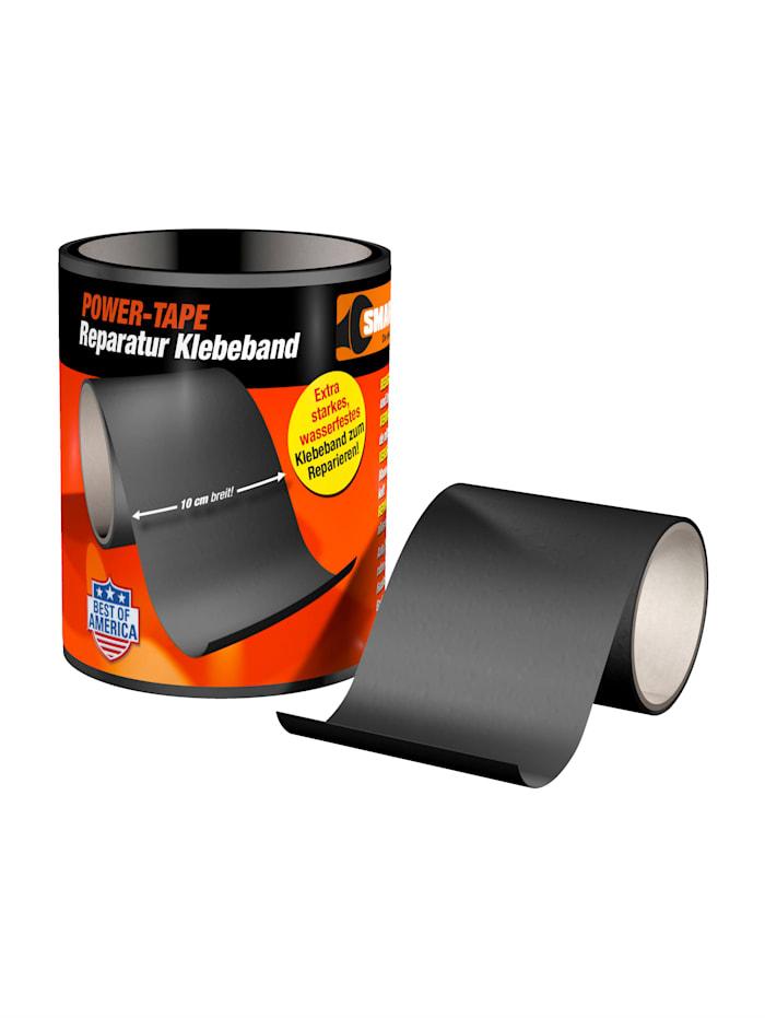 HSP Hanseshopping SMART Tool Reparatur-Klebeband 'Power-Tape', 10 x 150 cm, schwarz