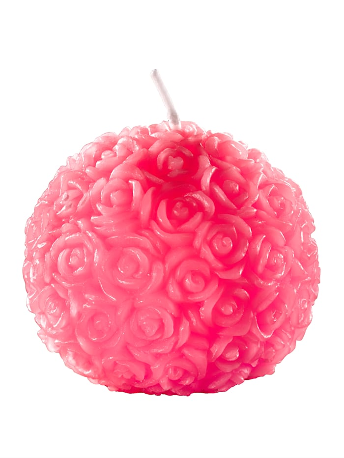 LED-Zauberkerze, Rosé