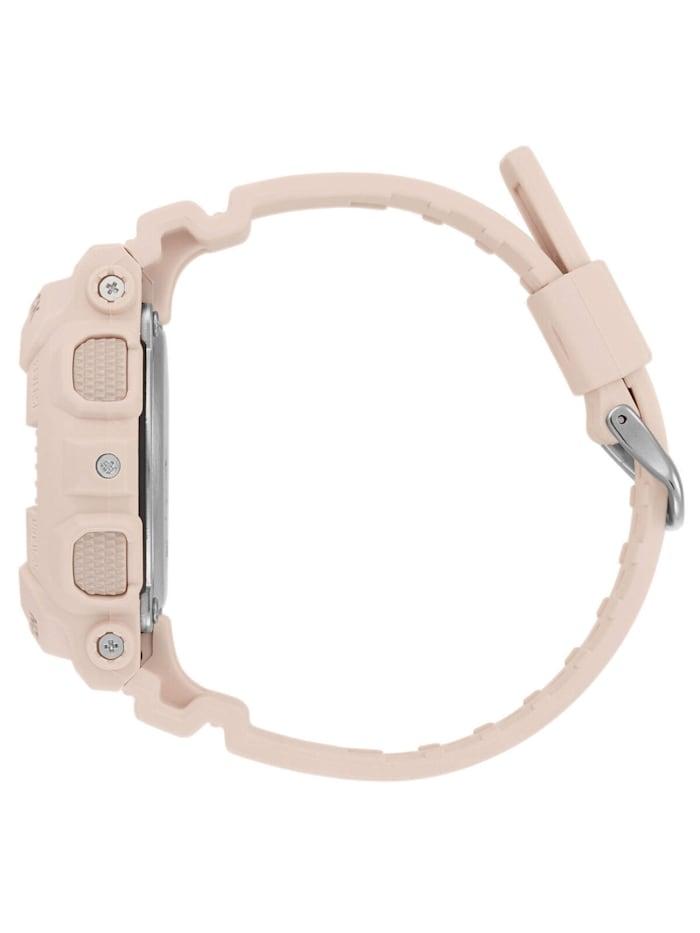 G-Shock Damen-Digitaluhr Beige