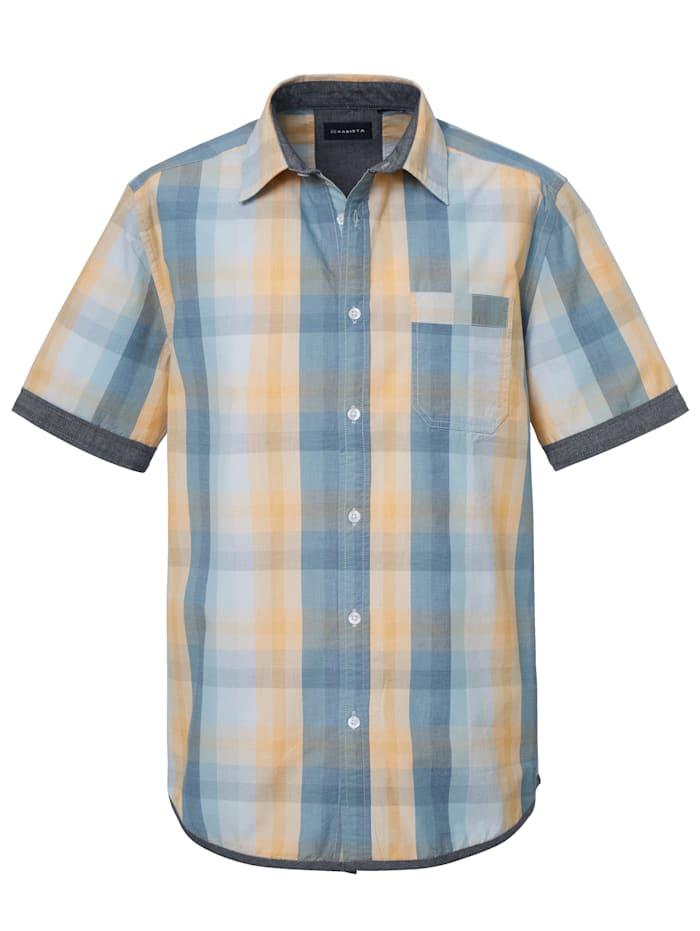 Hemd in leichtem Used-Look