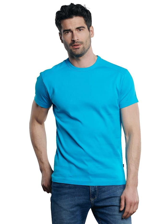Engbers T-Shirt My Favorite, Blautürkis
