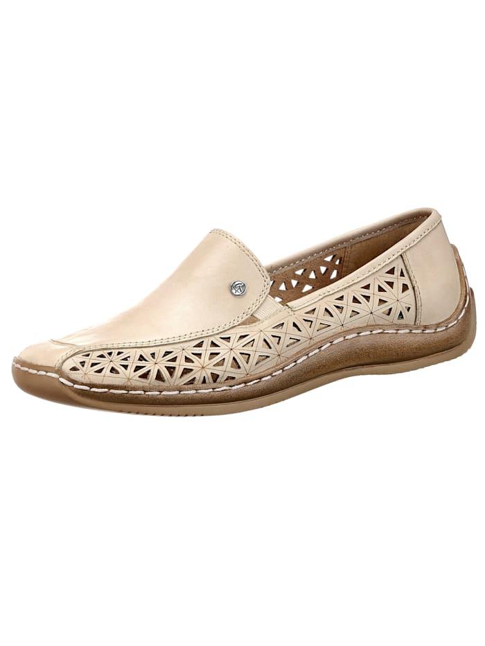 Reflexan Slipper obuv, Béžová