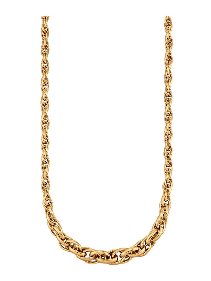 Diemer Highlights Collier van 14 kt. goud, Geelgoudkleur