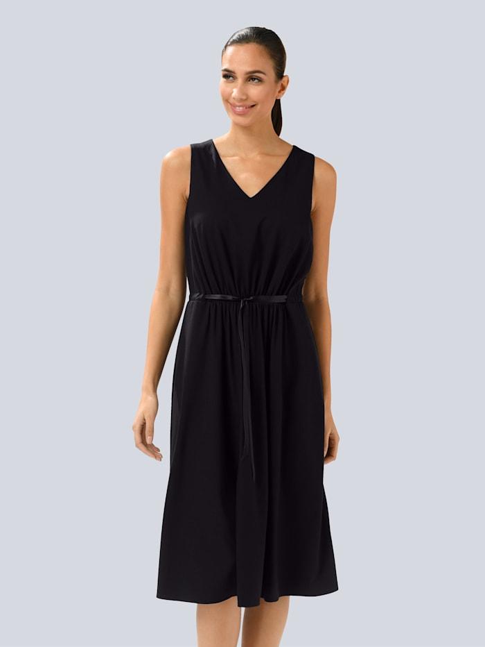 Alba Moda Kleid in eleganter Silhouette, Schwarz