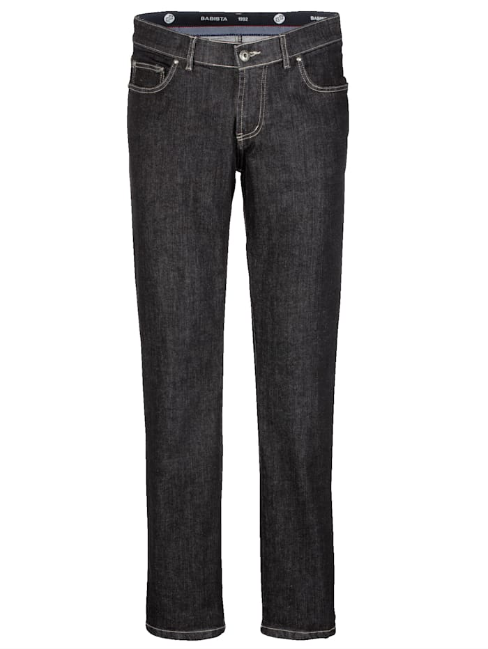BABISTA Jeans, Svart