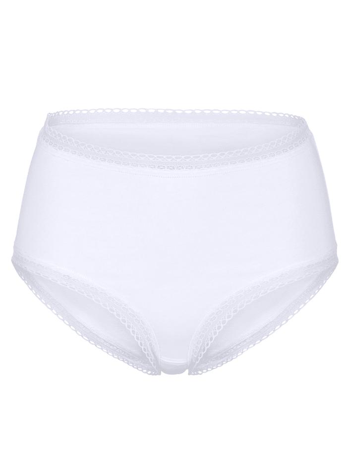 Alushousut, sis. Cotton made in Africa -puuvillaa