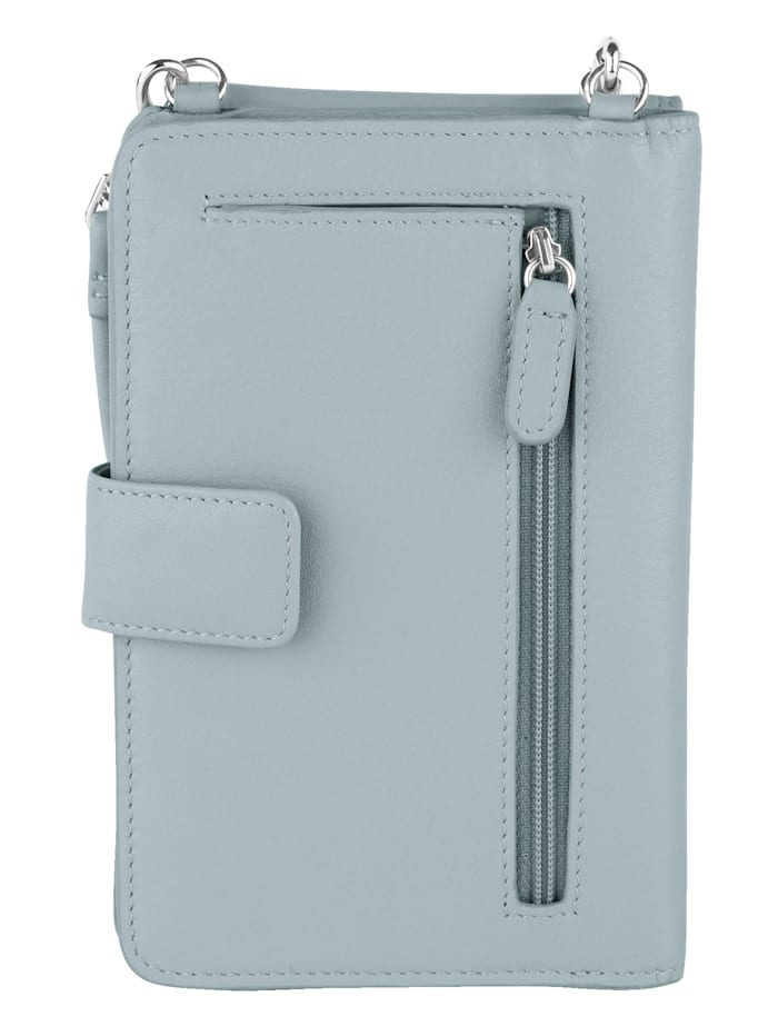 Telefoontasje met geïntegreerde portemonnee
