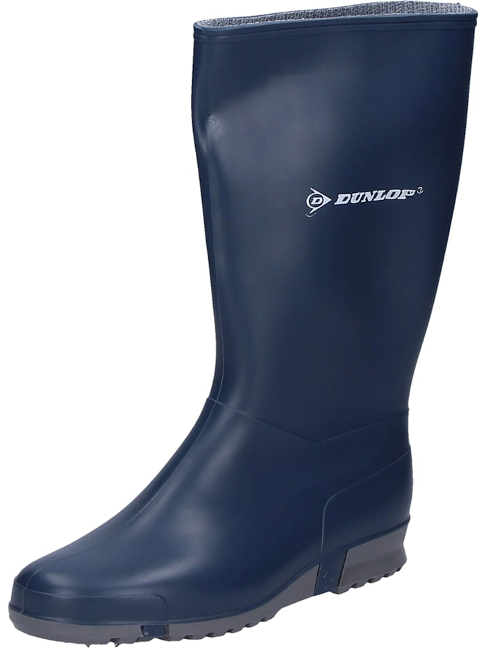 Dunlop Regenstiefel Dunlop Sport, blau
