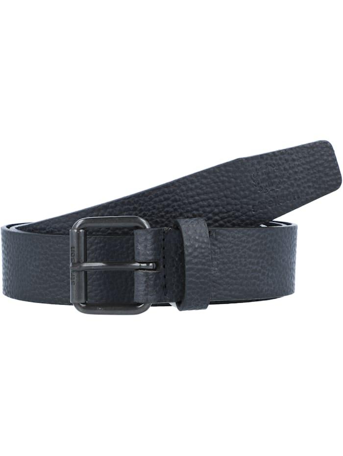 Strellson Gürtel Leder, black