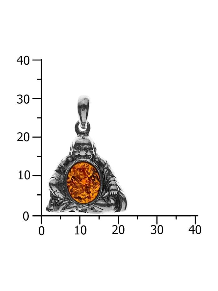 Anhänger - Buddha - Silber 925/000 -