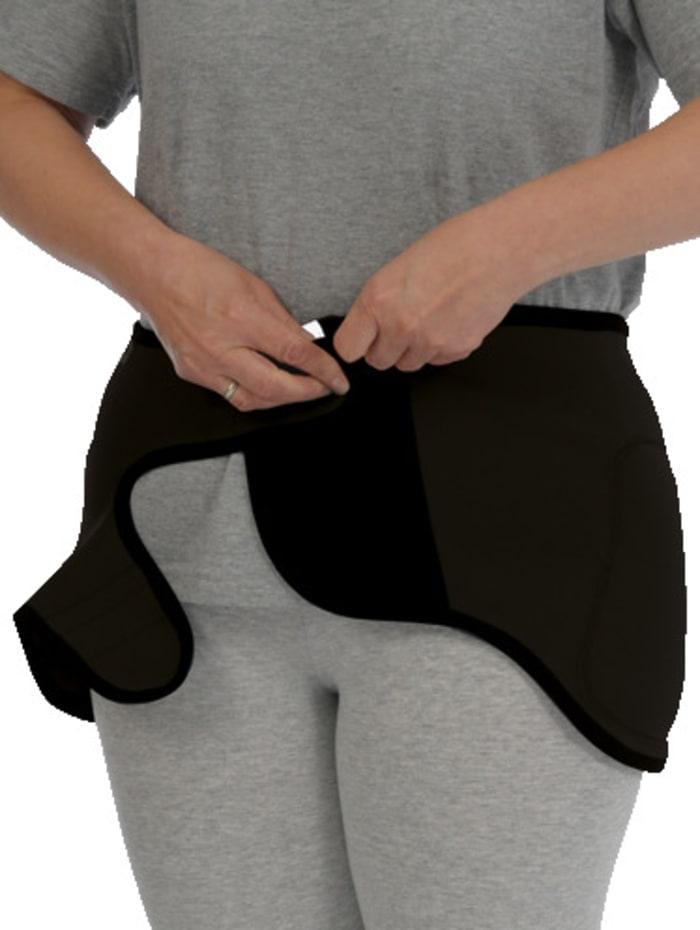 Suprima Damen- und Herren PHYSIOprotect Hüftschutzgürtel, weiß