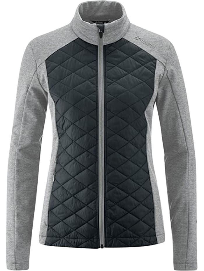 Maier Sports Maier Sports Jacke Melbu Hybrid, Grau