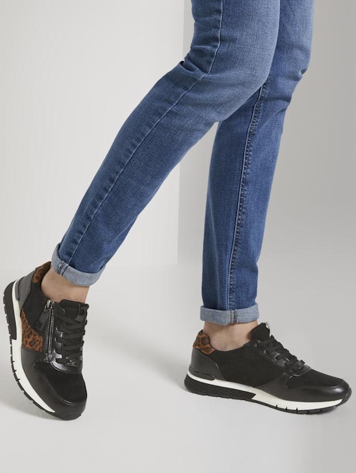 Tom Tailor Leo Sneaker, black