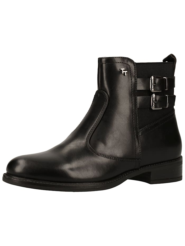 Tom Tailor Tom Tailor Stiefelette, Black