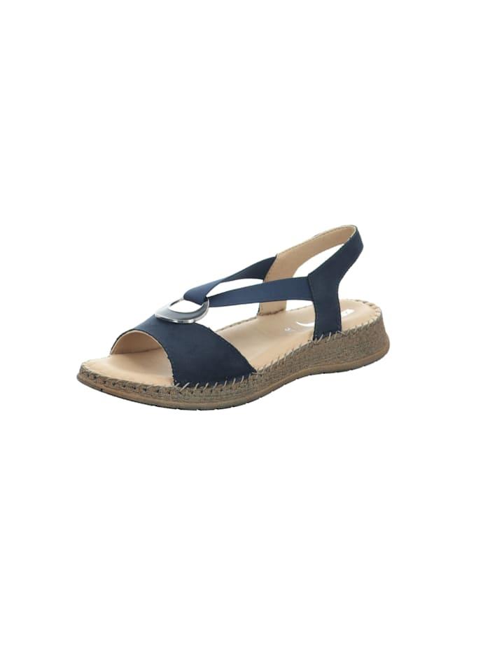 Jenny Sandalen/Sandaletten, blau