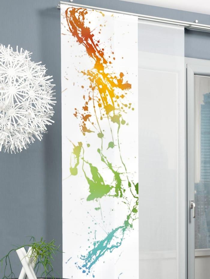 Home Wohnideen Schiebegardine Blanca, multicolor
