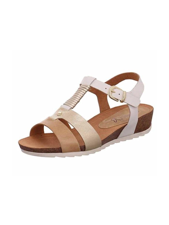 Caprice Sandalen/Sandaletten, weiß