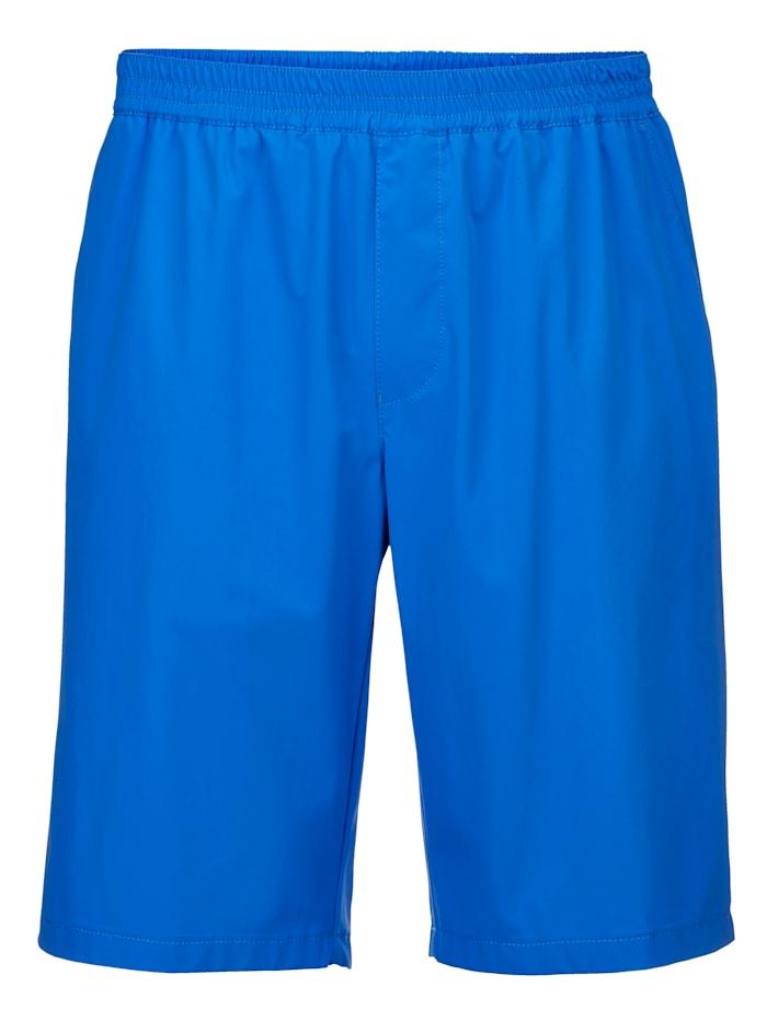 BABISTA Funkčné šortky vhodné aj na plávanie, Kráľovská