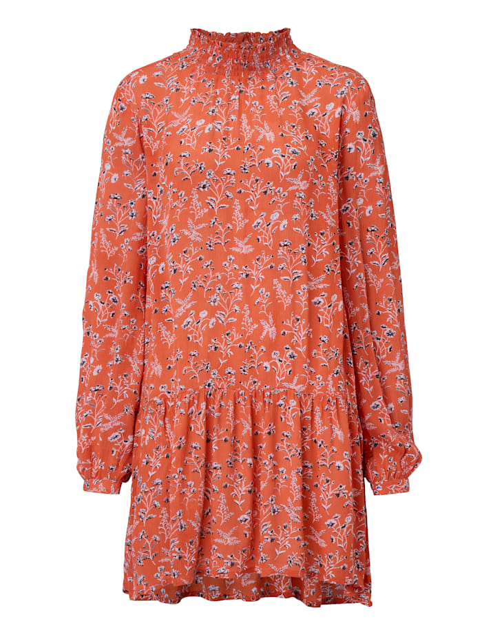 Kaffe Kleid, Orange