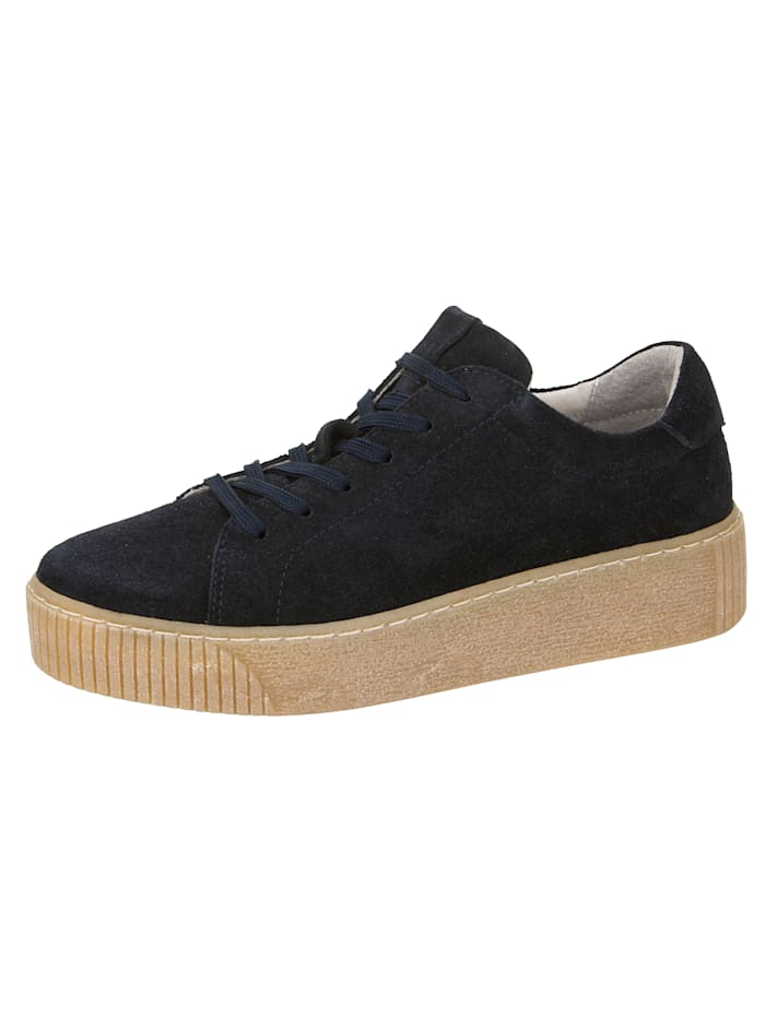 Filipe Shoes Platform trainers in a chic design, Navy