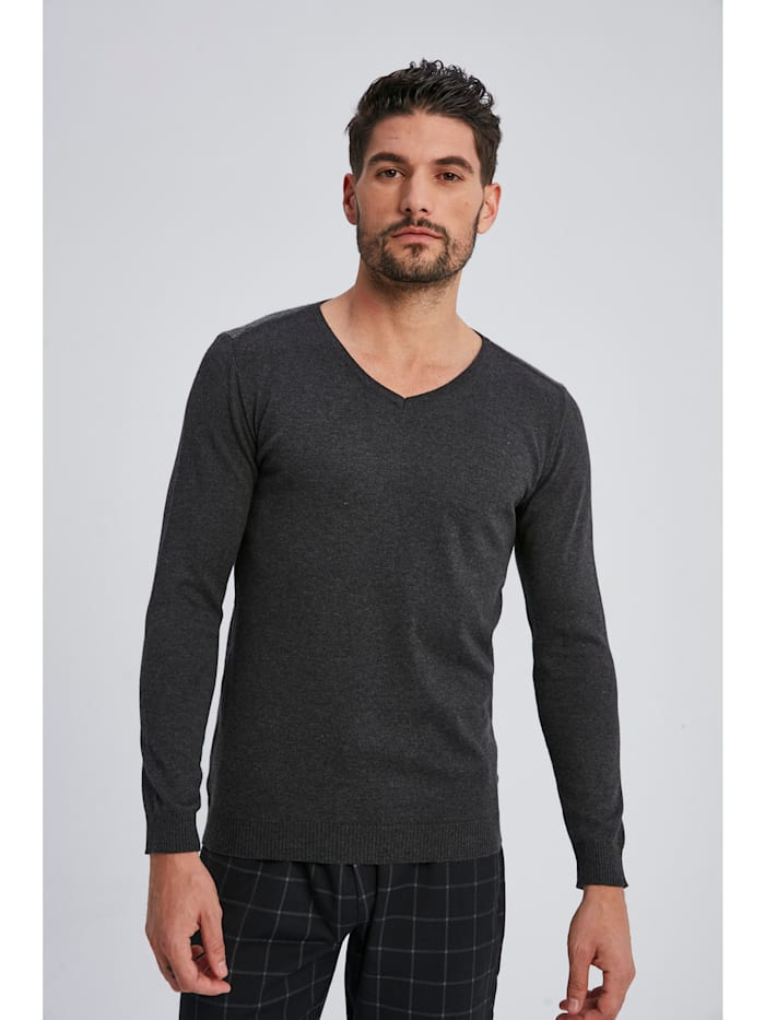 Pullover Tazia mit V-Ausschnitt