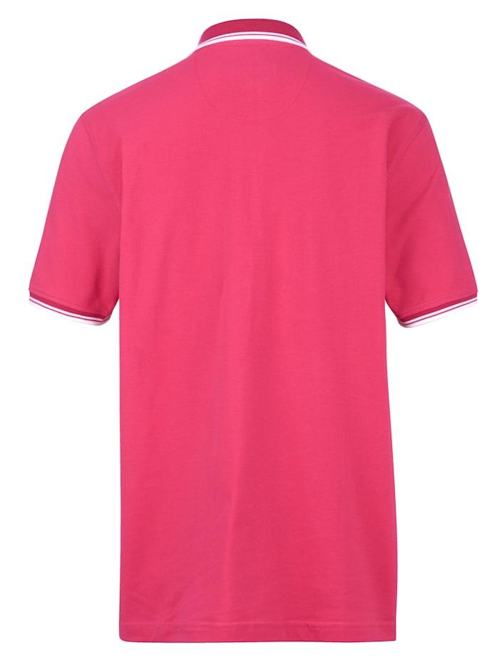 Poloskjorte med brystlomme