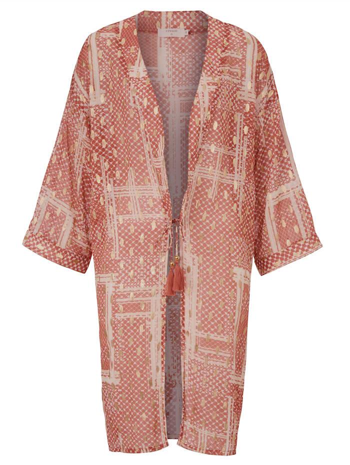 Cream Kimono, Rost