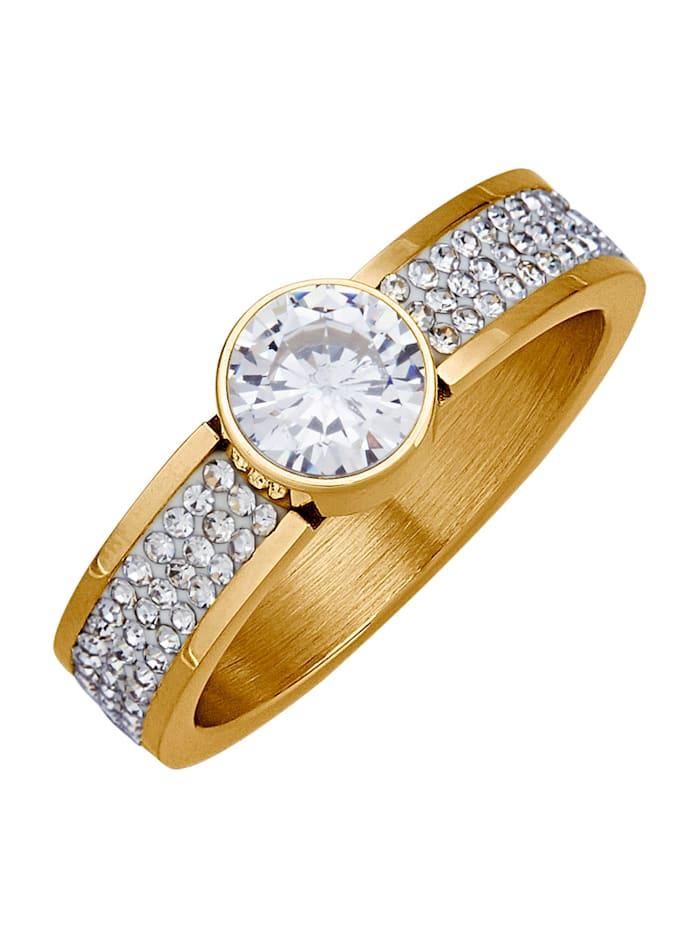 Dámsky prsteň, Farba žltého zlata