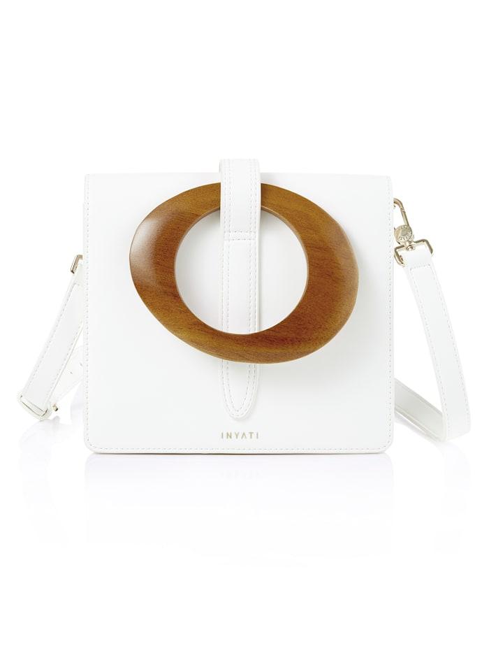 INYATI Tophandle-Bag, Off-White
