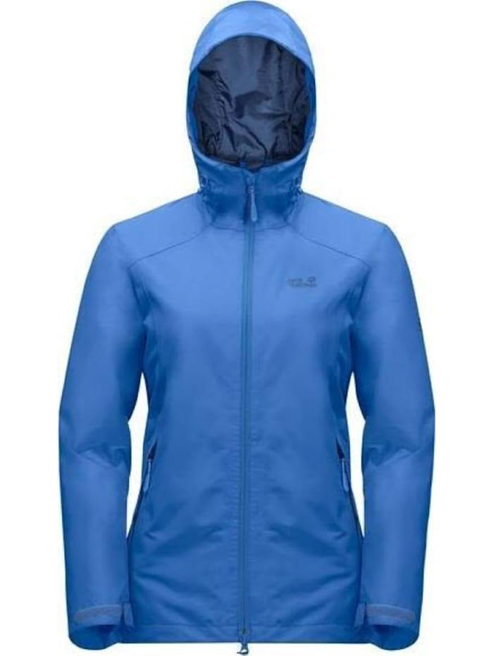Jack Wolfskin Chilly Morning Outdoorjacke für Damen Blau