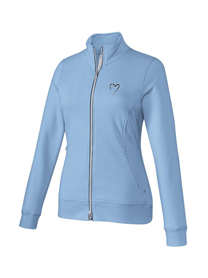 JOY sportswear Freizeitjacke KAYLA, ice blue