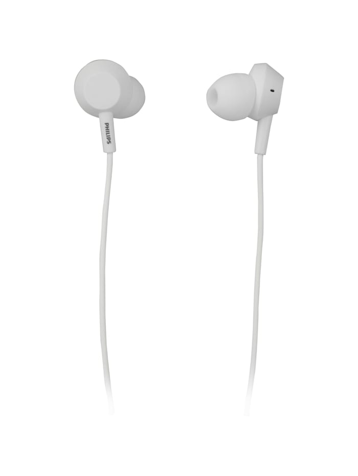 Philips Kopfhörer TAE4105WT/00, Weiß