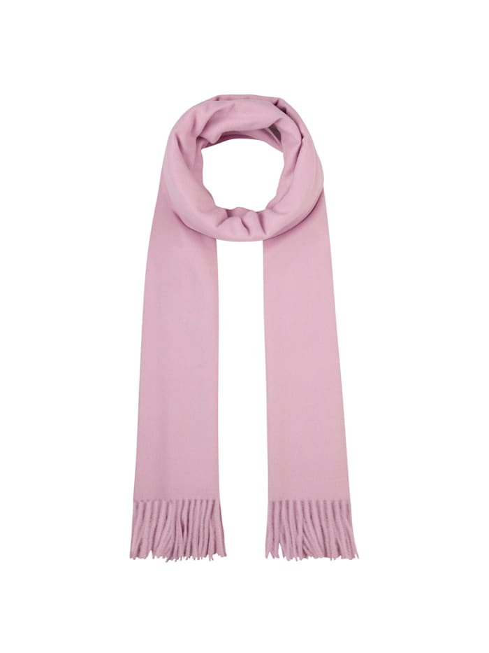 Codello Softer Oversized-Schal mit Viskose, light rose