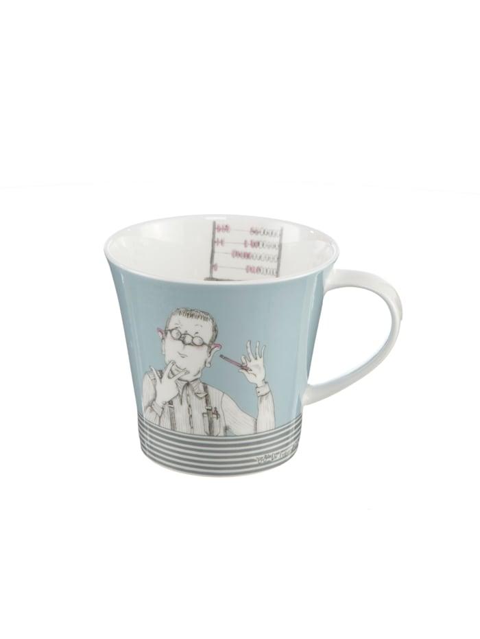 Goebel Coffee-/Tea Mug Barbara Freundlieb - Wer schlau ist