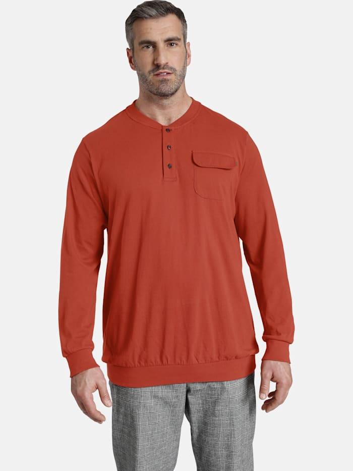 Charles Colby Charles Colby Sweatshirt EARL KEITH, orange
