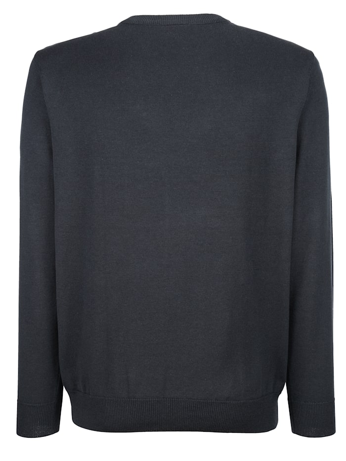 Pull-over à encolure ronde