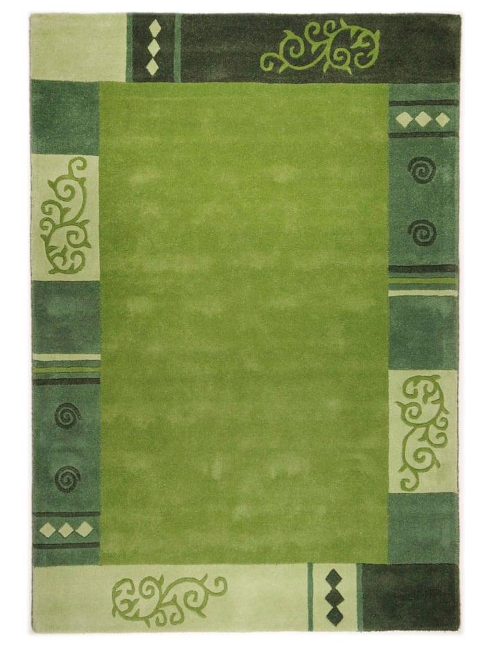 Theko®die Markenteppiche Vloerkleed Ambadi, Groen