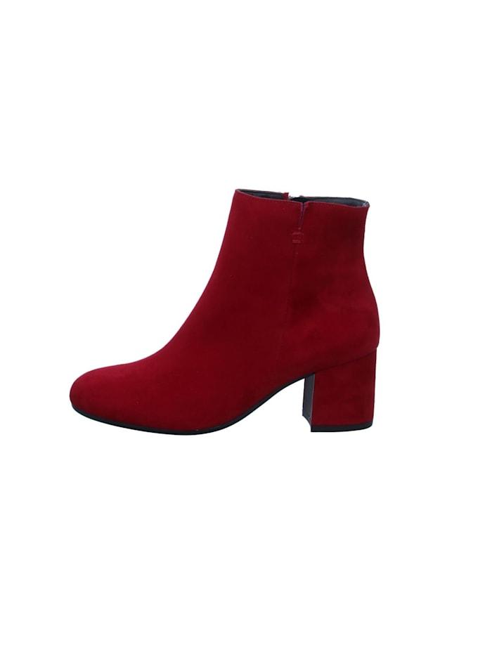 Damen Stiefelette in rot