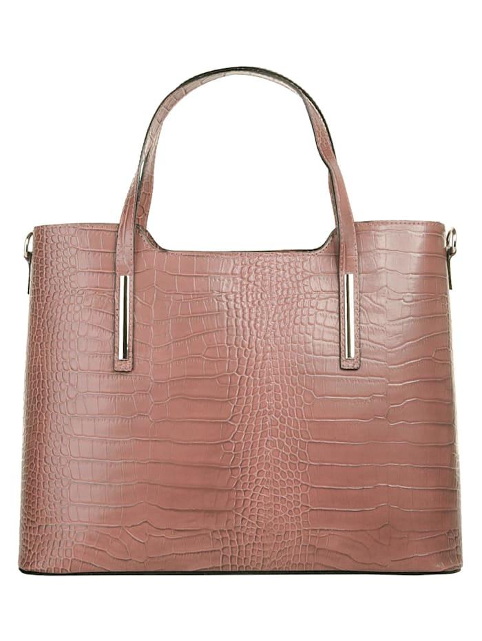 Cluty Handtasche, alt-rosa