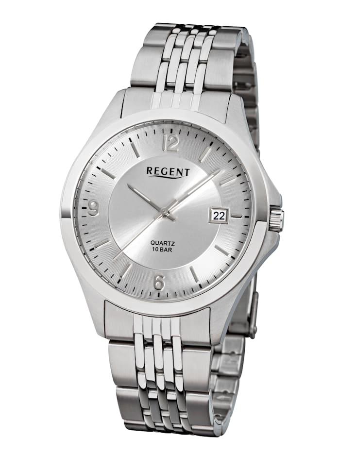 Regent Herrenuhr 11150570, Silberfarben