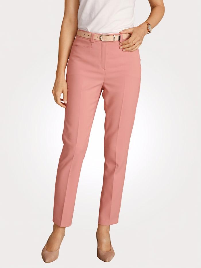 Nohavice z elastickej tkaniny