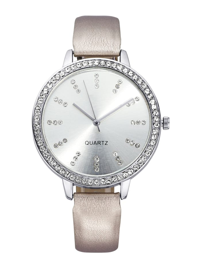 Laura Kent Watch, Silver-Coloured