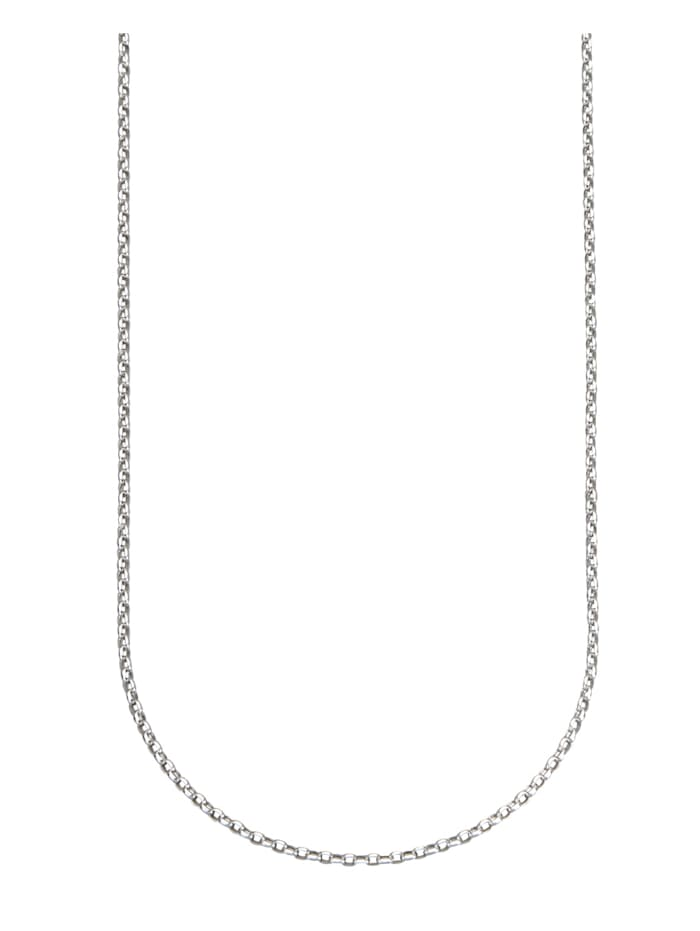 Valkokultainen papuketju, Hopeanvärinen