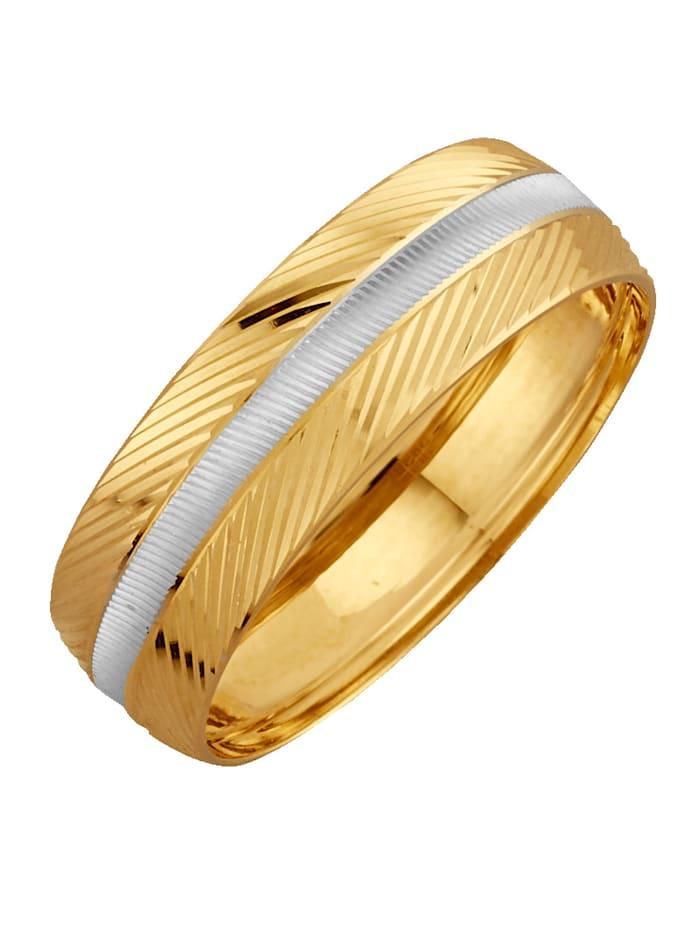 Vriendschapsring van 14 kt. goud, Geelgoudkleur