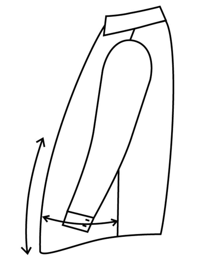 Erityisleikattu kauluspaita
