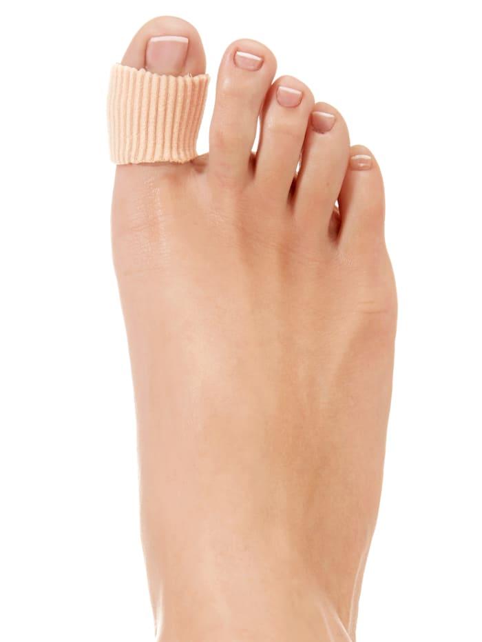 Wenko Soft-Zehenschutz , 2 Stück, beige