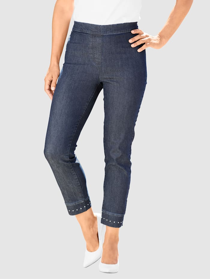Paola Jeans Lotta Slim, Dark blue